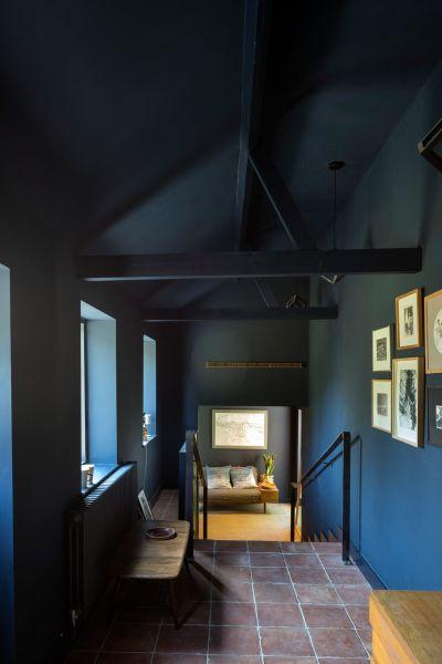 arquitectura_FiveAcrebarn_interior corredor unión