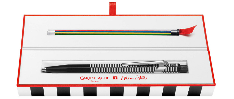arquitectura, arquitecto, diseño, design, Caran d ' Ache, mario Botta, Suiza, lápiz, portaminas, herramienta, SFMOMA, blanco y negro