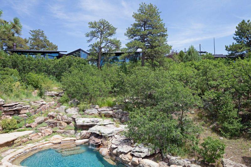 arquitectura_Flato Lake_Bartlit Residence_exterior