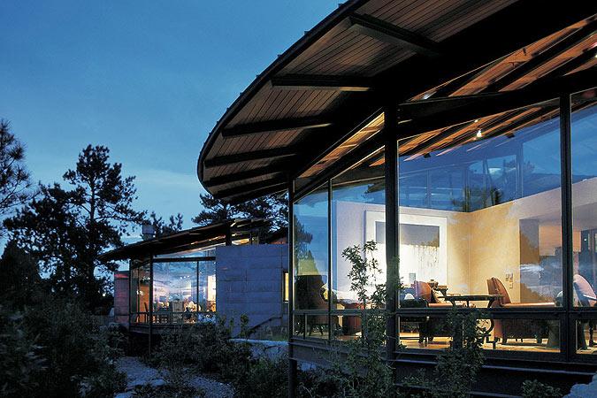 arquitectura_Flato Lake_Bartlit Residence_exterior2