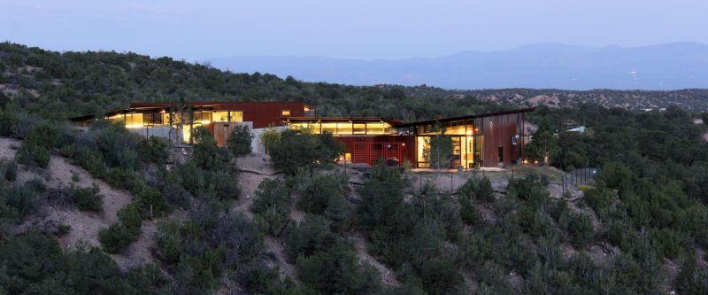 arquitectura_Flato Lake_Casa del desierto_exterior2