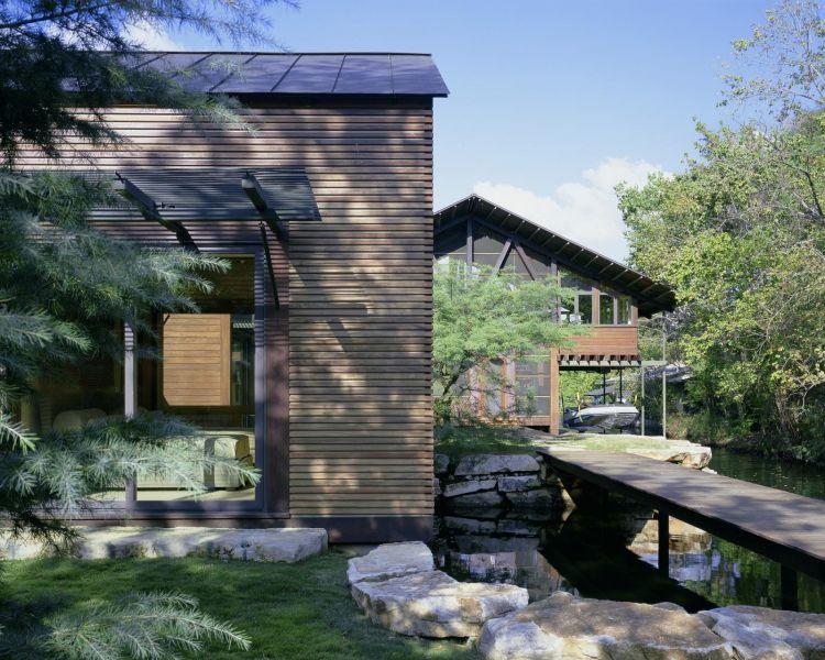 arquitectura_Flato Lake_Lake Austin House_exterior2