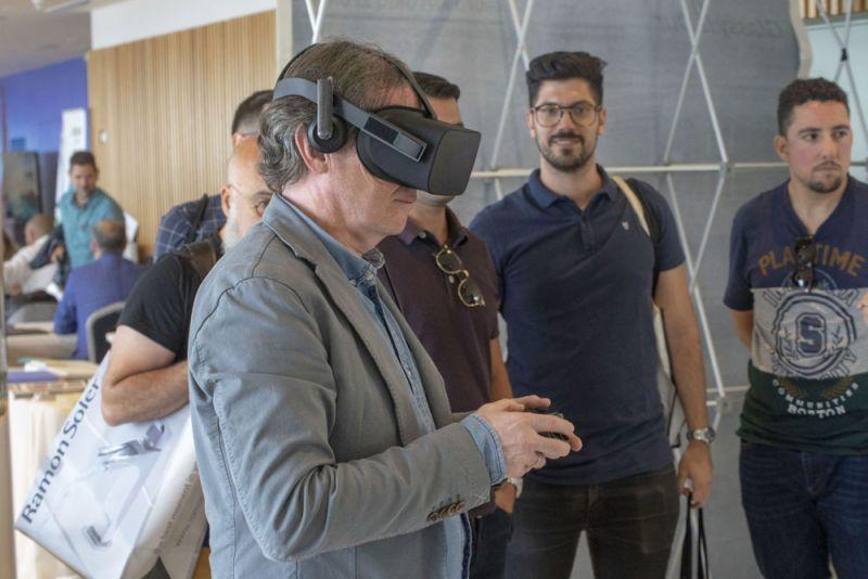arquitectura foro contract tenerife arquitectura y empresa foto gafas 3D arquitectura virtual