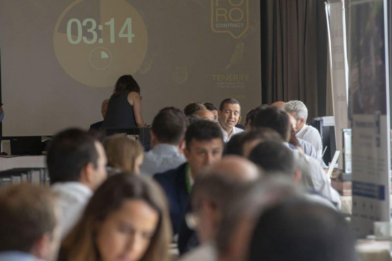 arquitectura foro contract tenerife arquitectura y empresa foto mesas reuniones timer