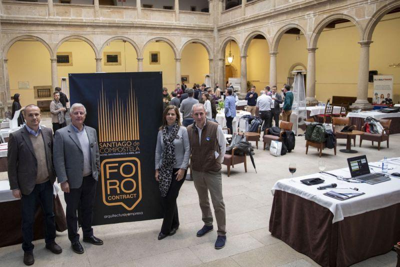 arquitectura FORO Contract Santiago de Compostela Galicia 2019