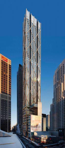 the one foster & partners toronto rascacielos