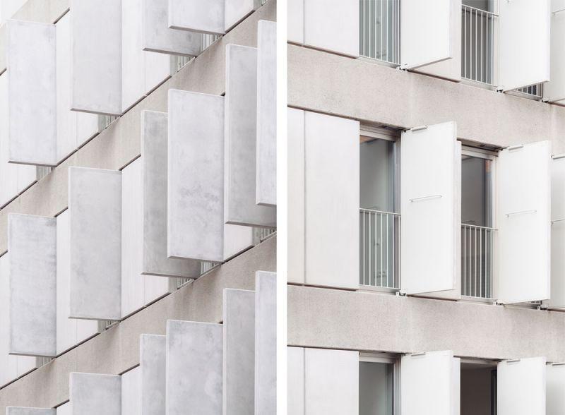arquitectura Fernando Rodríguez Pablo Oriel estudio FRPO bloque elcano fachada norte