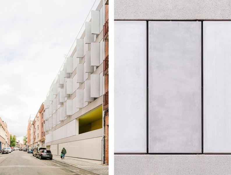 arquitectura Fernando Rodríguez Pablo Oriel estudio FRPO bloque elcano detalles mallorquinas