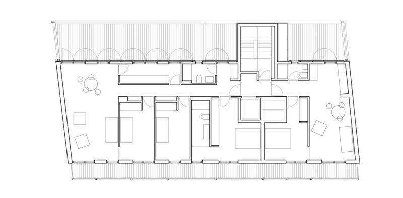 arquitectura Fernando Rodríguez Pablo Oriel estudio FRPO elcano planta