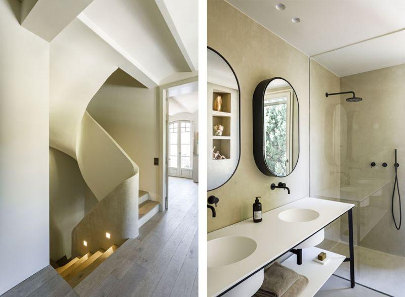 arquitectura FSB Lucia Olano Lafita Casa modernista fotografia interior