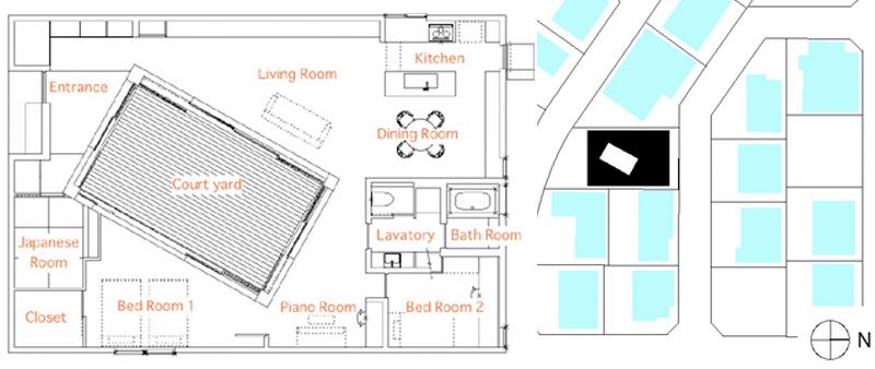 arquitectura, arquitecto, diseño, interiorismo, interior, design, Takuro Yamamoto Architects, Tokio, F-White