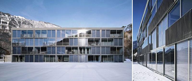 arquitectura, diseño, materiales, tecnología, glassX, vidrio