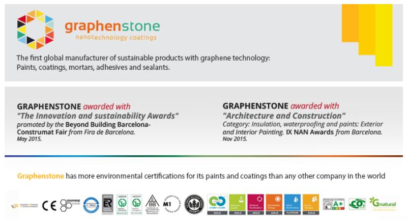 arquitectura, arquitecto, diseño, design, revestimientos, materiales, Graphenstone, Sistema SATE, sate system