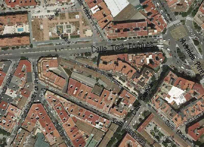 arquitectura_ Grupo ramon de castro_vista aerea