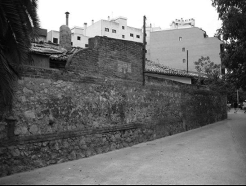 arquitectura_ Grupo ramon de castro_vista muro