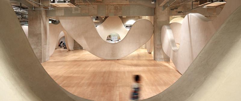 arquitectura, arquitecto, diseño, design, interiores, interiorismo, Edmund Sumner, Junya Ishigami + Associates, guardería