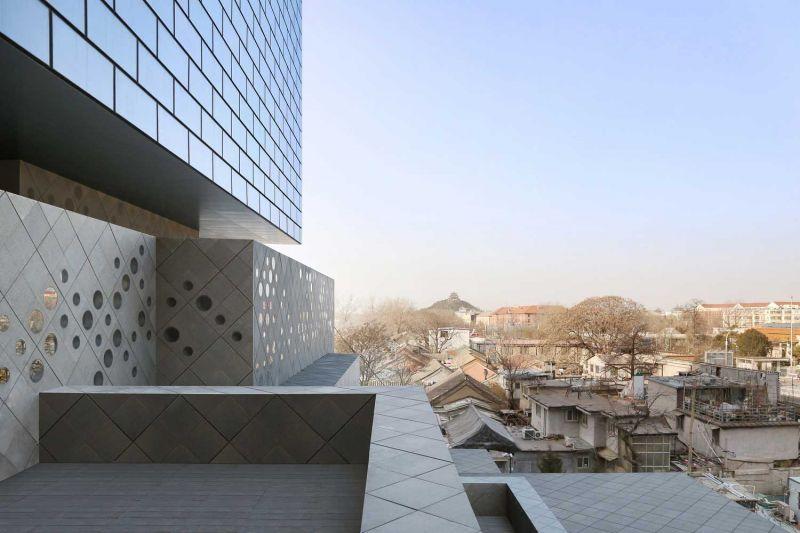 The Guardian Art Center Buro Ole Scheeren render