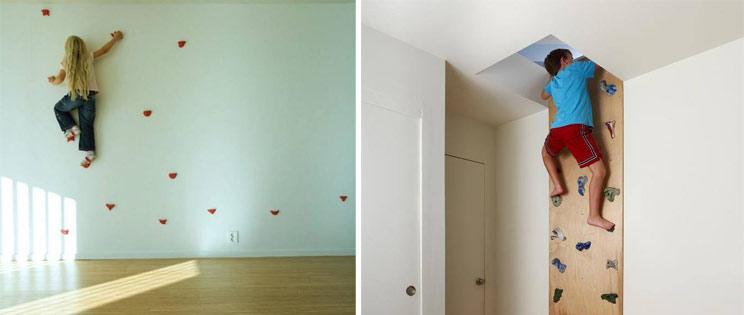 arquitectura, diseño interior, habitaciones niños