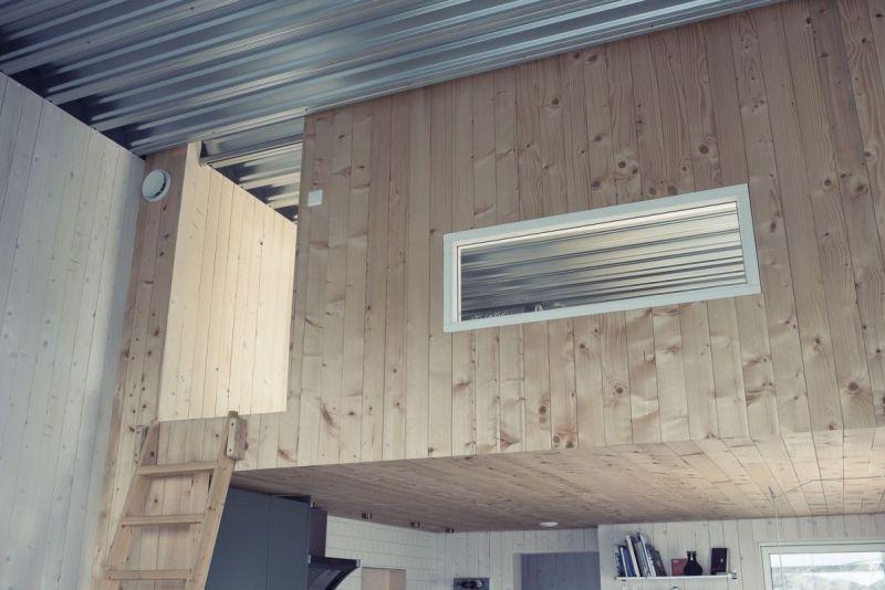 arquitectura_Hadar´s House_altillo escalera
