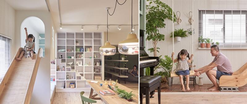 arquitectura, arquitecto, diseño, design, interiores, interiorismo, HAO Design, Taiwan, Hey! Cheese