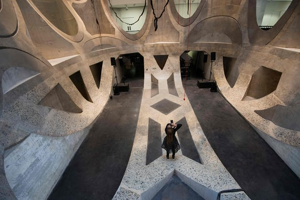 arquitectura_Heatherwick_Zeitz Museun África_interior museo_Rodger Bosch AFP Getty Images_2