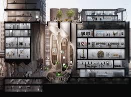 arquitectura_Heatherwick_Zeitz Museun África_sección