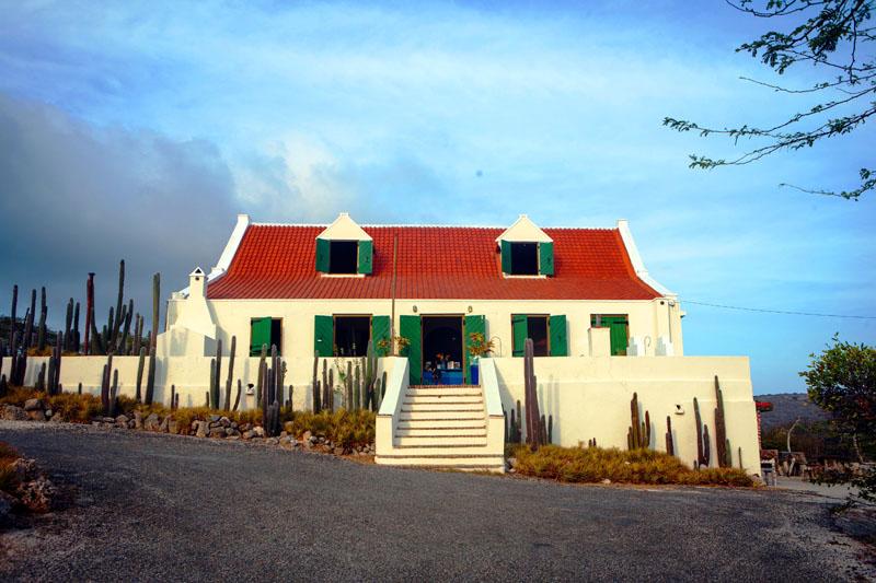 Arquitectura holandesa en el caribe curazao arquitectura for Arquitectura holandesa