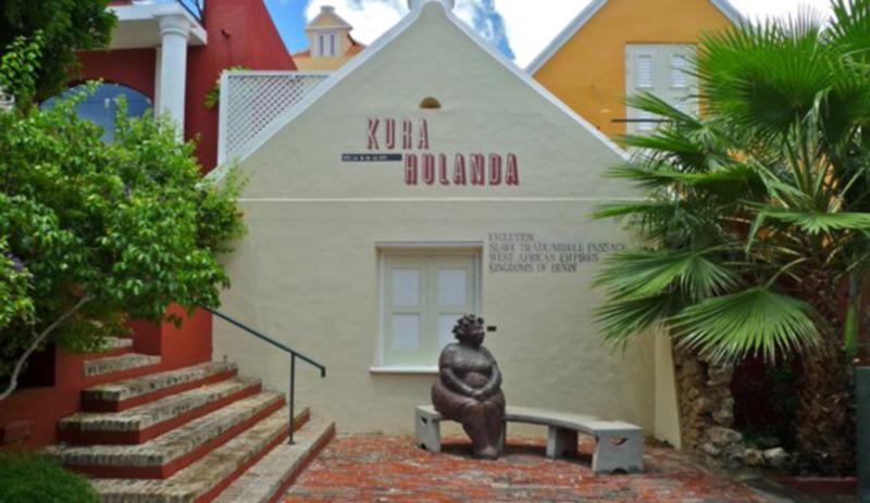 arquitectura holandesa en el caribe_museo kura hulanda