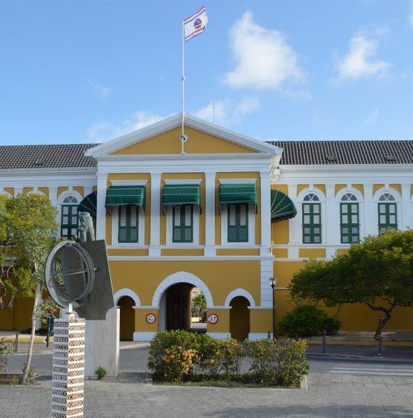 arquitectura holandesa en el caribe_vista del fuerte