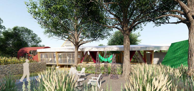 arquitectura_homeless village_porche comunitario