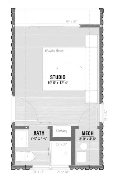 Arquitectura_Honomobo Container Homes_Mstudio plano