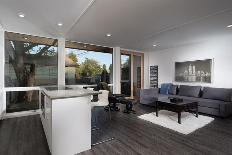 Arquitectura_Honomobo Container Homes_interior modelo 3 habitaciones