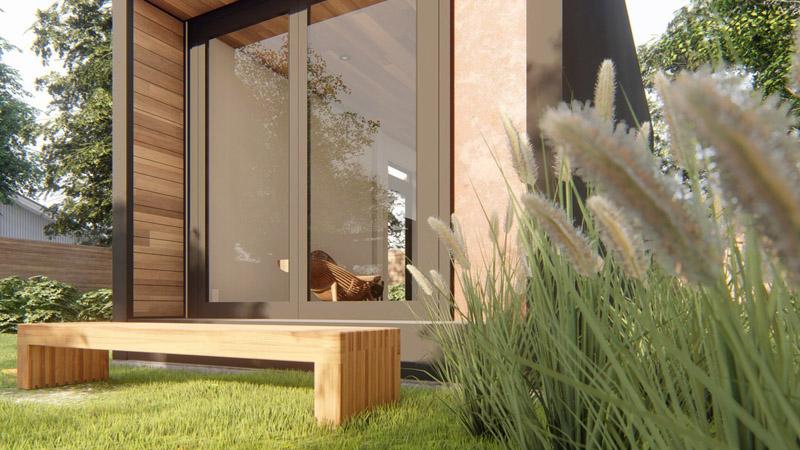 Arquitectura_Honomobo Container Homes_M-Studio_imagen exterior