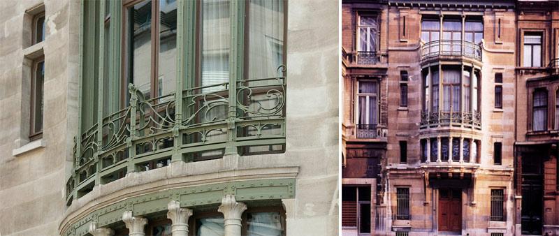 arquitectura, modernismo, art nouveau, diseño, victor horta