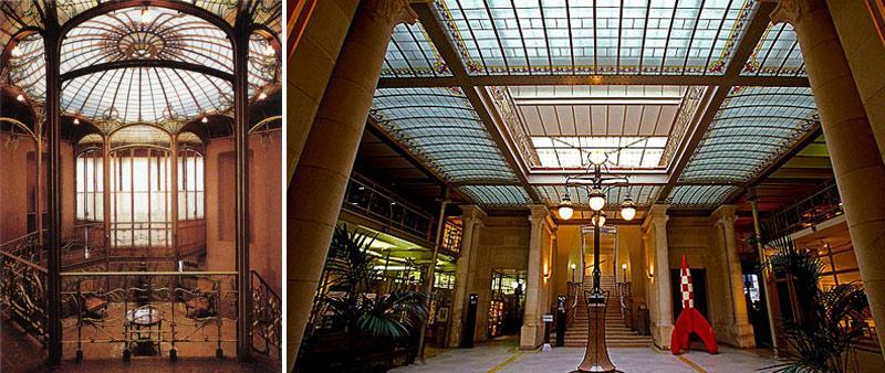 Arquitectura art nouveau de v ctor horta arquitectura Art nouveau arquitectura