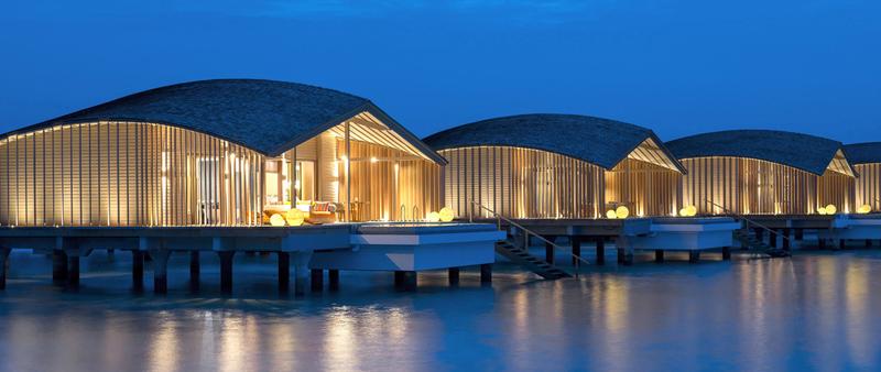 arquitectura, arquitecto, diseño, sostenible, sostenibilidad, Yuji Yamazaki Architecture, Maldivas, hotel, Finolhu Villas