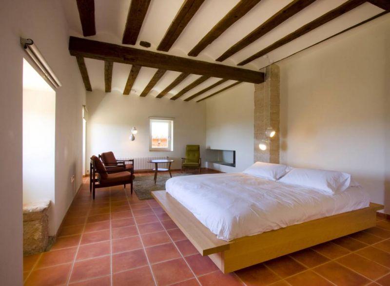arquitectura_Hotel Consolacion_Teruel_imagen habitación de la casa