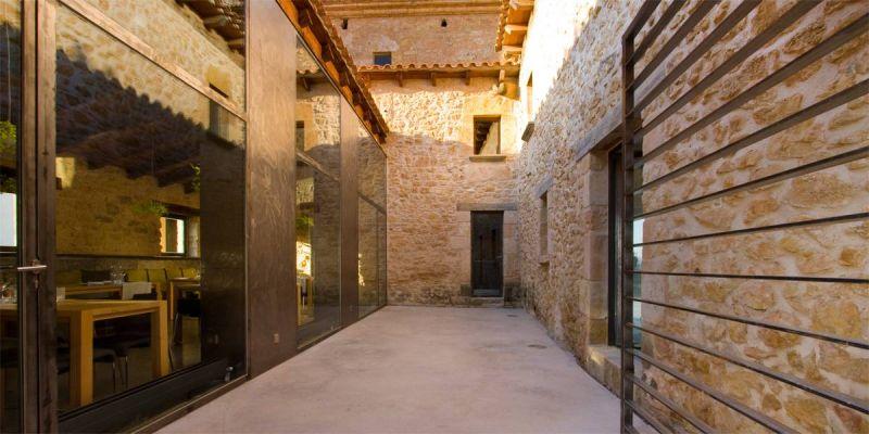 arquitectura_Hotel Consolacion_Teruel-vista de patios