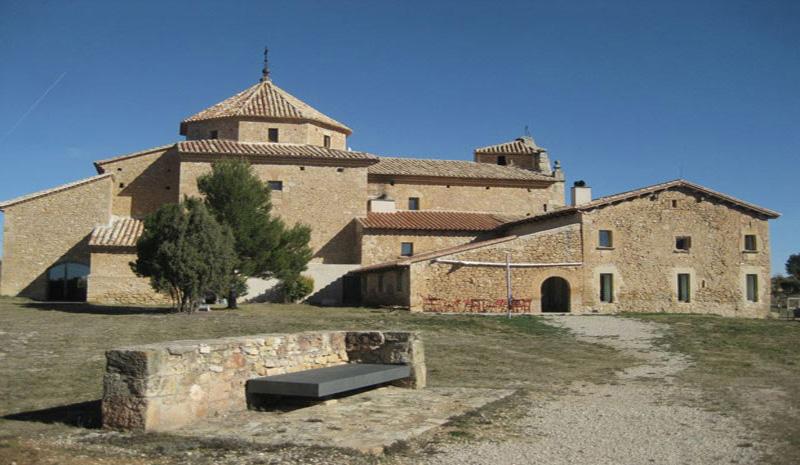 arquitectura_hotel_Consolacion_Teruel_vista general