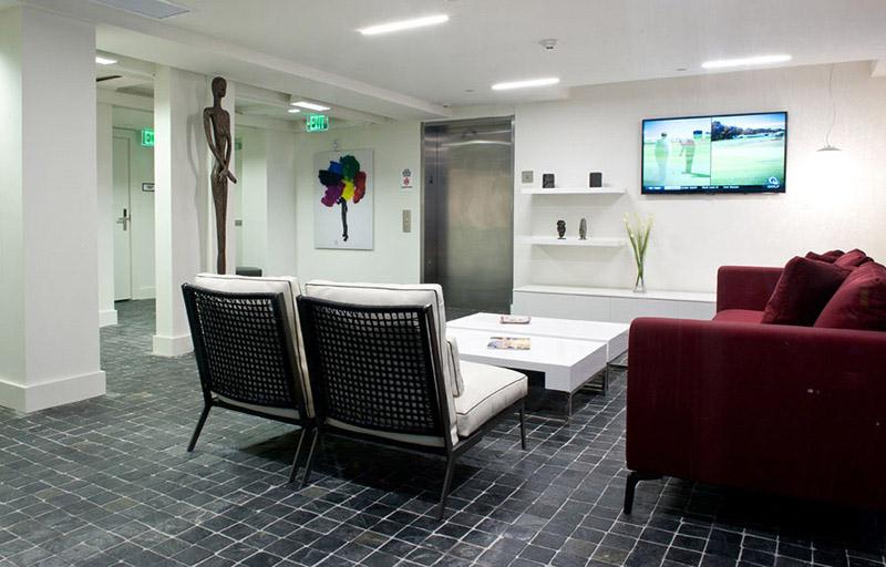 Arquitectura_Hotel Leslie_Art decó_Miami Beach_ zona de relax