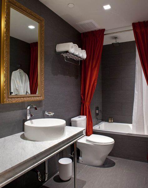 Arquitectura_Hotel Leslie_Art decó_Miami Beach_ baño habitación