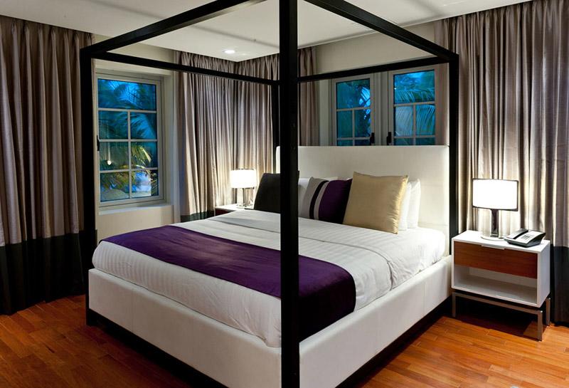 Arquitectura_Hotel Leslie_Art decó_Miami Beach_interior habitacion