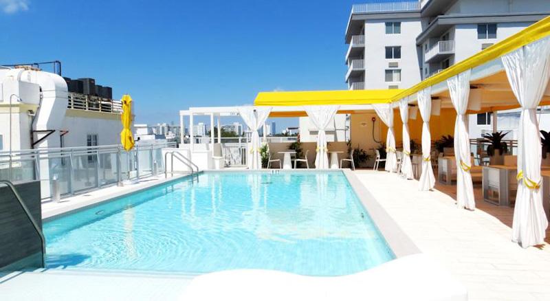 Arquitectura_Hotel Leslie_Art decó_Miami Beach_ piscina