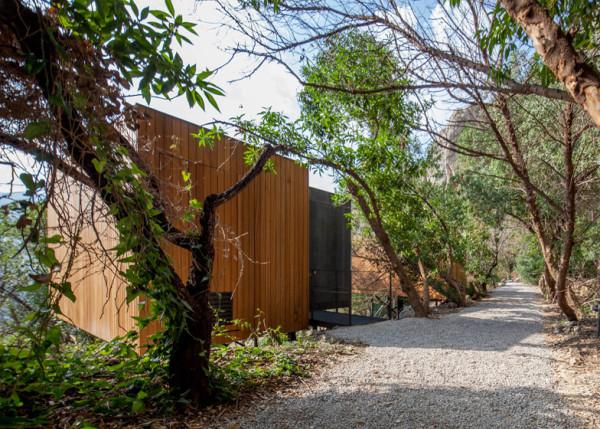 arquitectura_hotel sostenible_vivood_acceso