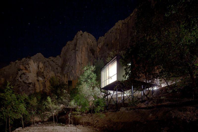 arquitectura_hotel sostenible_vivood_caja luz