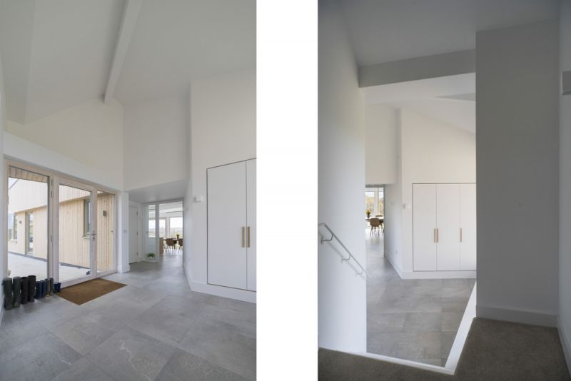 arquitectura_ House On Clifden Bay_TierneyHainesArchitects_hall