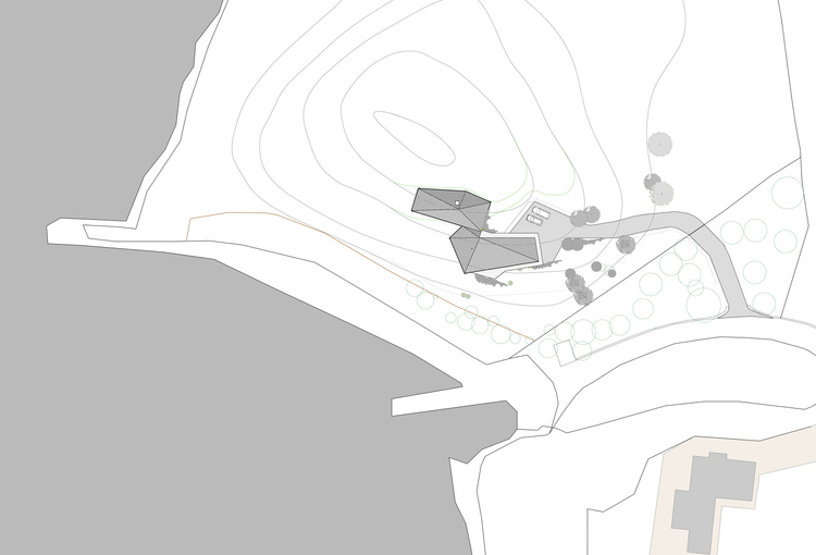 arquitectura_ House On Clifden Bay_TierneyHainesArchitects_plano sit