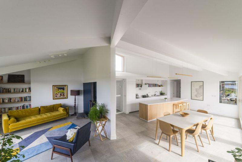 arquitectura_ House On Clifden Bay_TierneyHainesArchitects_cocina-salón