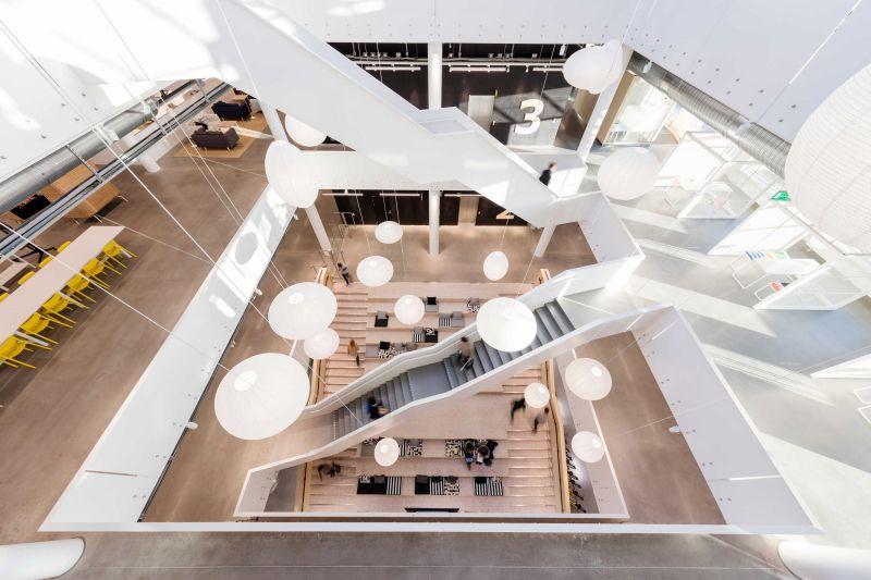 arquitectura_Hubhult_Dorte Mandrup_ESCALERA