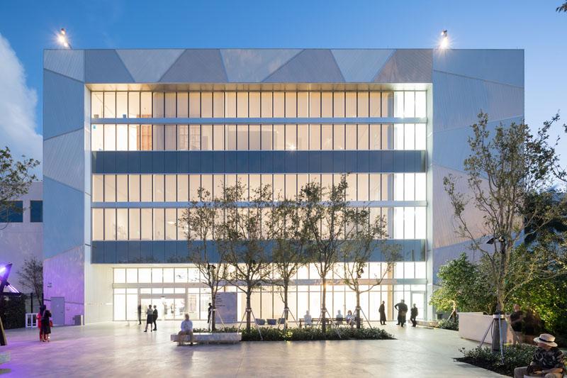 Arquitectura_ICA_Miami_ Fachada nortre
